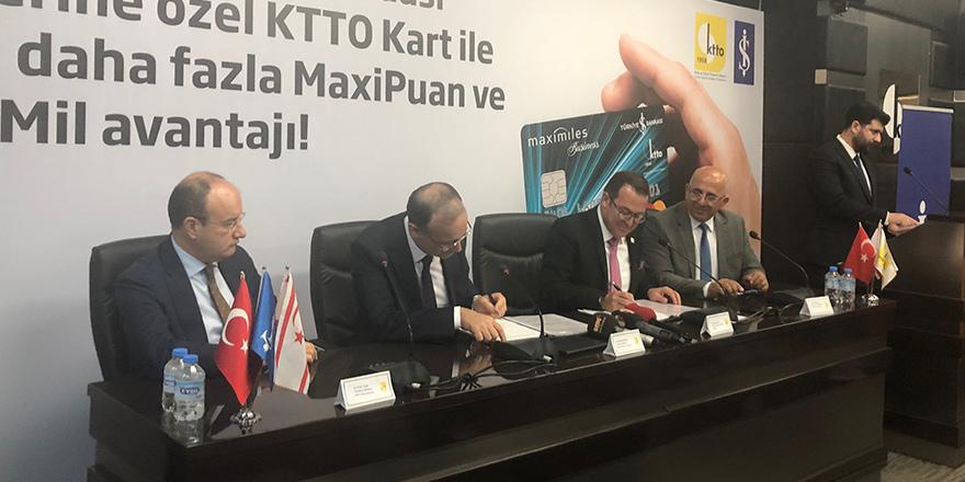 KTTO üyelerine avantajlı kart