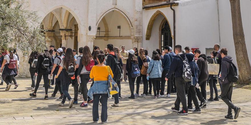 İki toplumlu kültür gezileri başladı