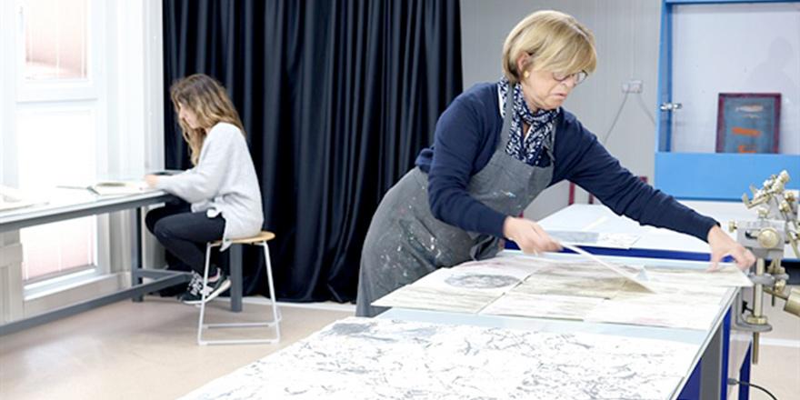 Arkın Sanat ve Tasarım Merkezi Barselonalı sanatçıları ağırlıyor