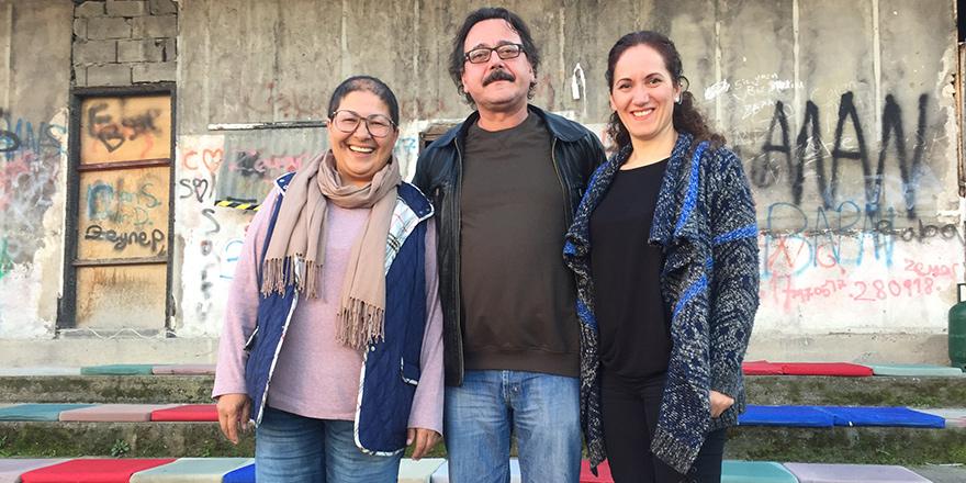 Kıbrıs Türk Devlet Tiyatrolarında 'Antigone'