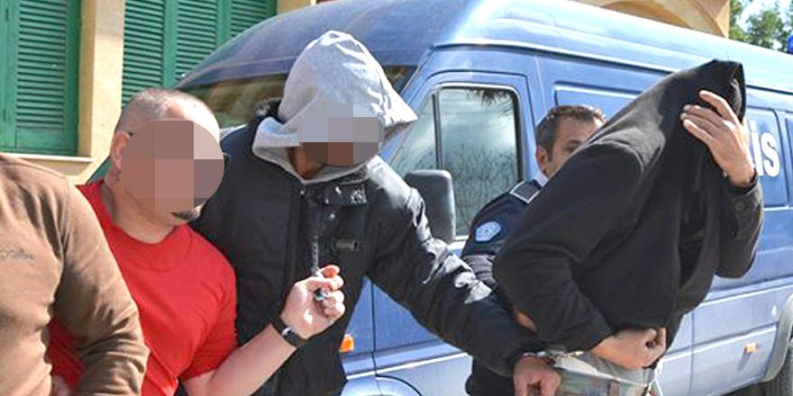 Çan hırsızları 3 gün poliste tutuklu kalacak