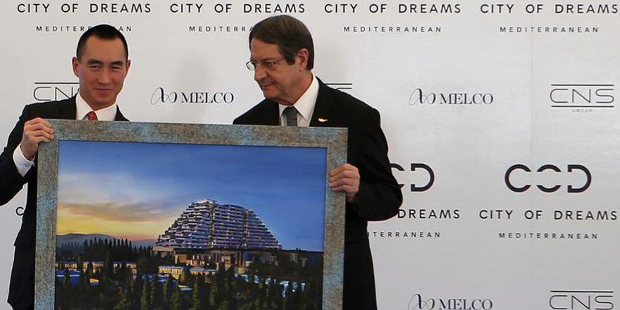 Limasol'a Avrupa'nın en büyük resort hoteli inşaa ediliyor