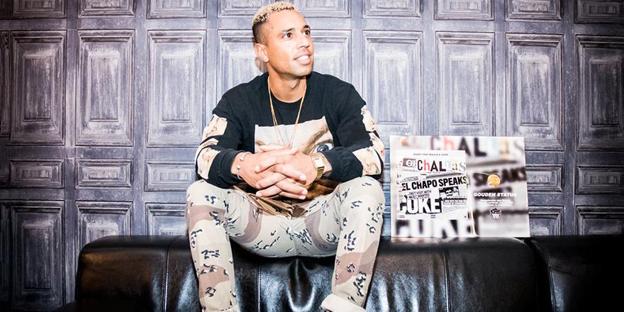 Bizzey ile Tanışın ve Hit Şarkısını Dinleyin: 'DRUP'