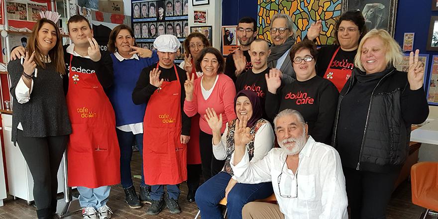 Down Café - İstanbul