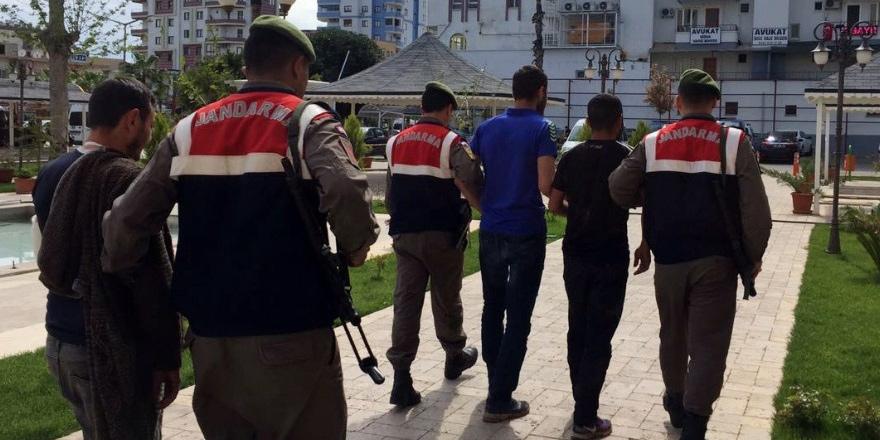 19 mülteci Kıbrıs'a gelemeden yakalandı