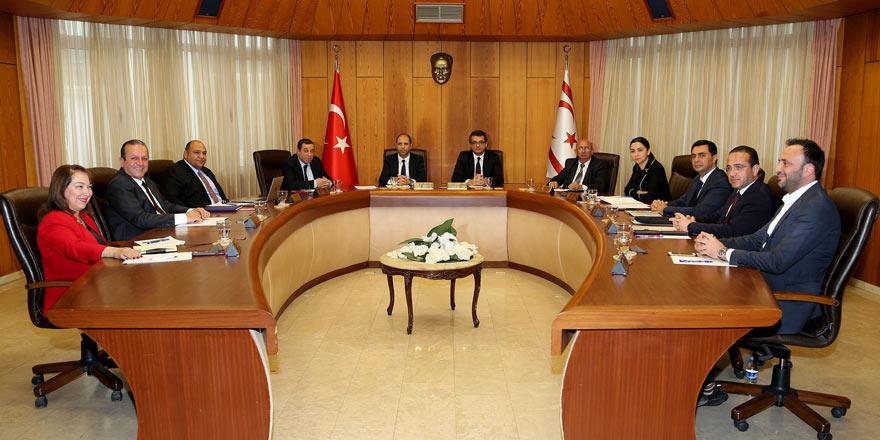 Bakanlar Kurulu'ndan 6 saatlik toplantı