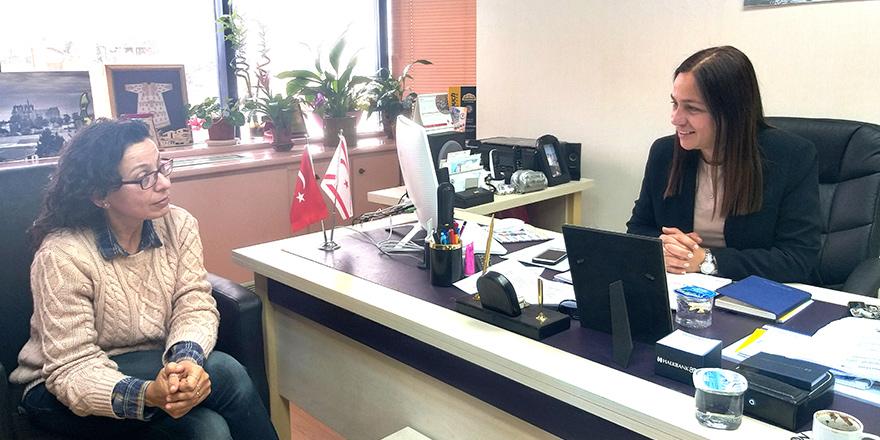 """Gençlik Dairesi Müdürü Şifa Çolakoğlu    """"Gençlikle ilgili bilimsel veri yok"""""""