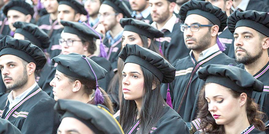 Yüksek öğrenimde Kıbrıs'ın güneyindeki tablo…  48 bin 172 öğrenci