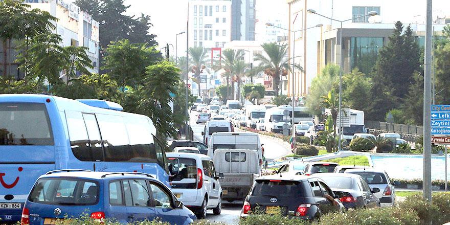 Trafikte 23 kişi yaralandı