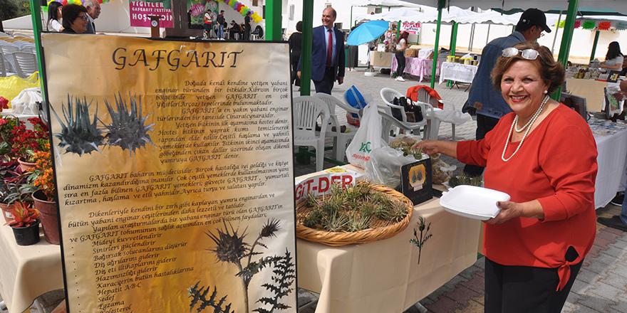 10. Yiğitler Gafgarıt Festivali yapıldı