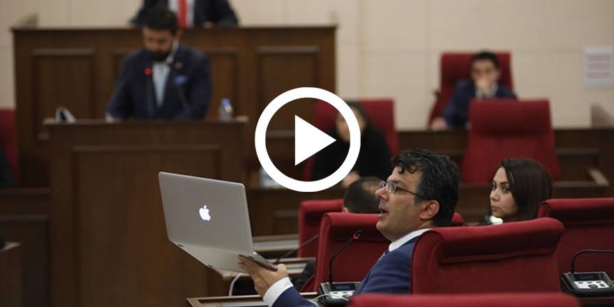 """""""KİRALIK ARAÇ"""" MECLİSİ GERDİ"""
