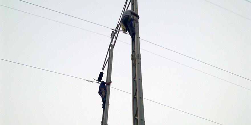 Yenişehir'de bazı sokaklara yarın elektrik verilemeyecek