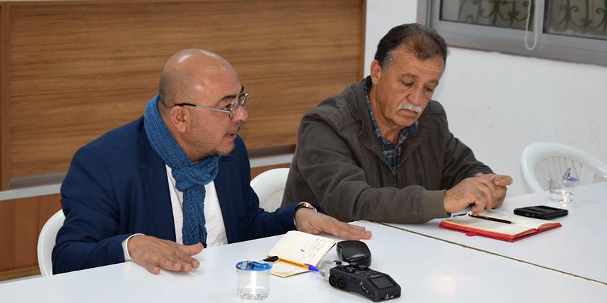 """""""Birileri Kıbrıslı Türklerin görünür olmasını istemiyor"""""""