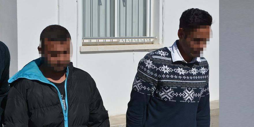 Kaçaklar 3 gün tutuklu kalacak