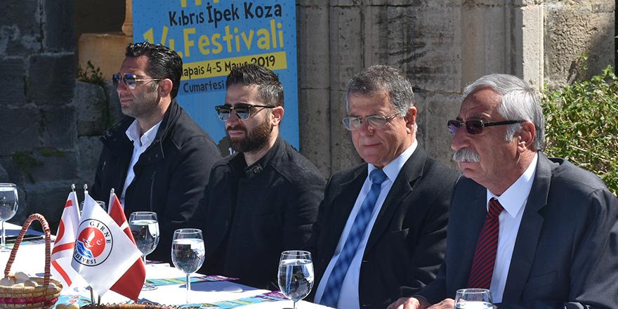 Kıbrıs İpek Kozası Festivali başlıyor