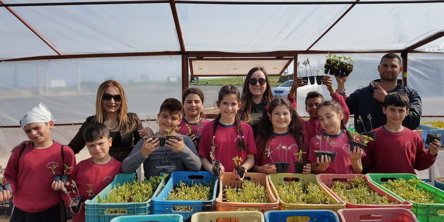 Nitovikla'da ekoloji ve kültür eğitimi