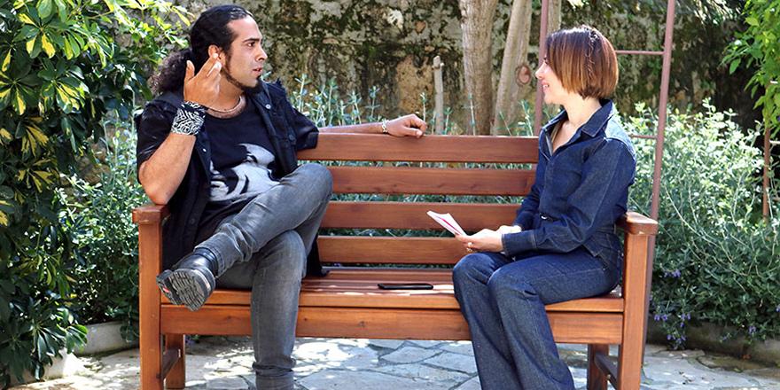 """Ali Azhari; """"Benim işim kamerayla olayları öykülemek"""""""
