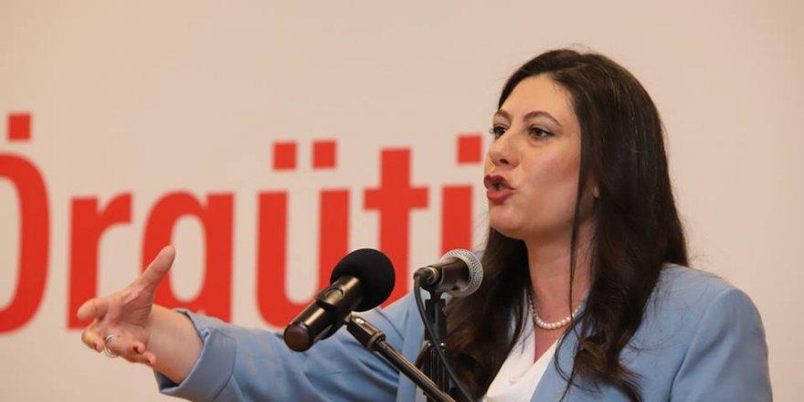 CTP Kadın Örgütü Başkanı İncirli