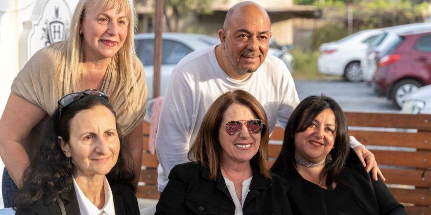 """Kızılyürek: """"Biz şimdi ileride olmak isteğimiz şeyiz, burada Kıbrıs bir bütündür..."""""""