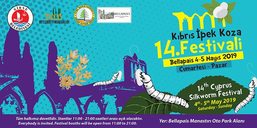 İpek Koza Festivali 4-5 Mayıs'ta