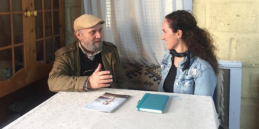Bir Yaşar Ersoy Eseri; 'Hüzün Ana Ve Çocuklari'