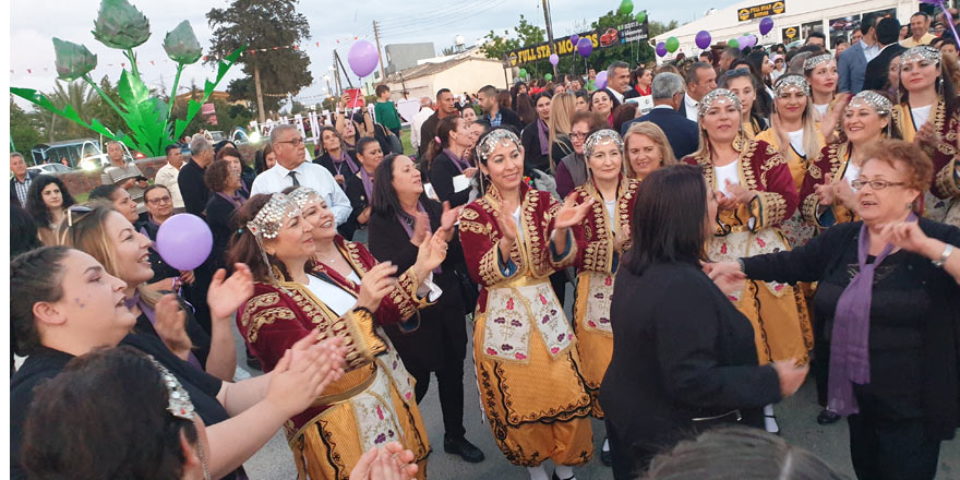 11. Enginar Festivali Başladı
