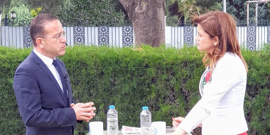 Bakan Şahali: Hükümet görevinin başındadır
