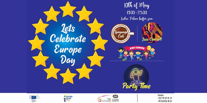 Avrupa Günü kutlanacak