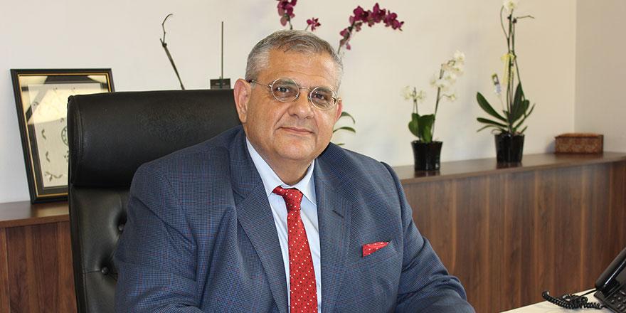 DAÜ Rektörü Osam istifasını sundu