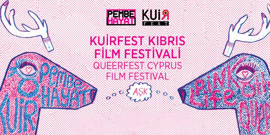"""""""Pembe Hayat KuirFest""""  Kıbrıs'ta yapılıyor."""