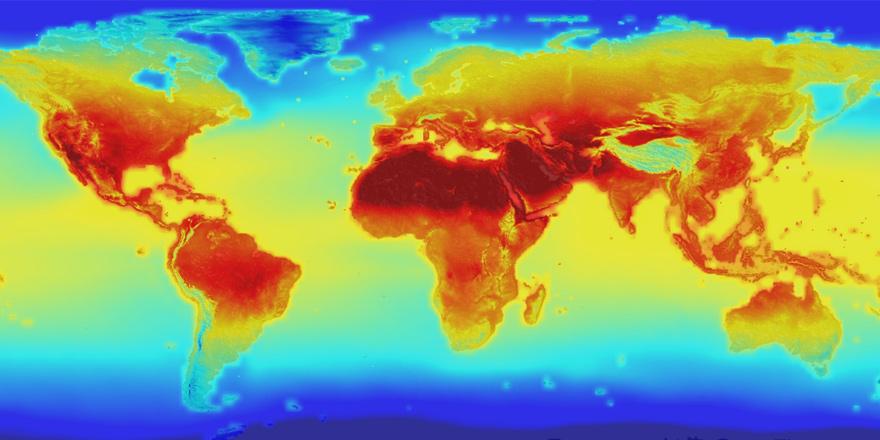 Dünya için 1.5 derece uyarısı
