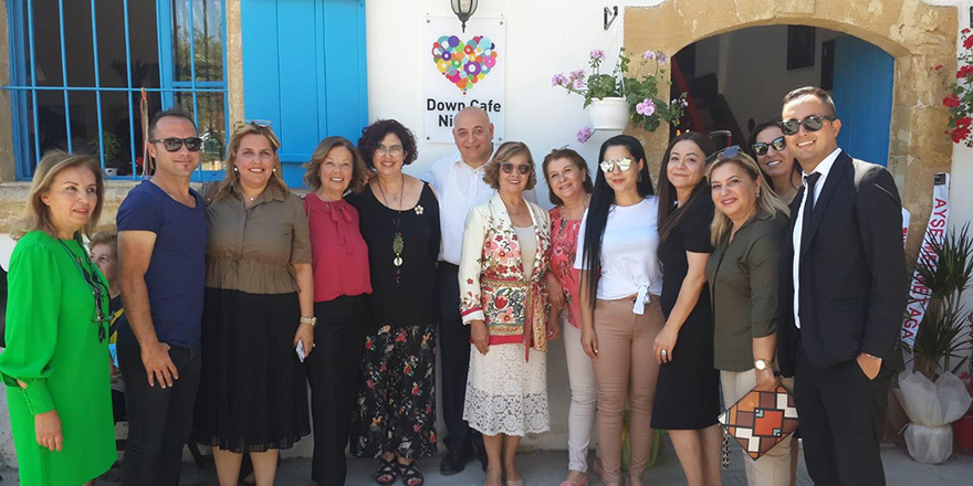 Down Cafe Nicosia açıldı