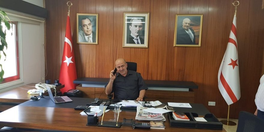 Denktaş: Görevi Sadeli'ye devrettim