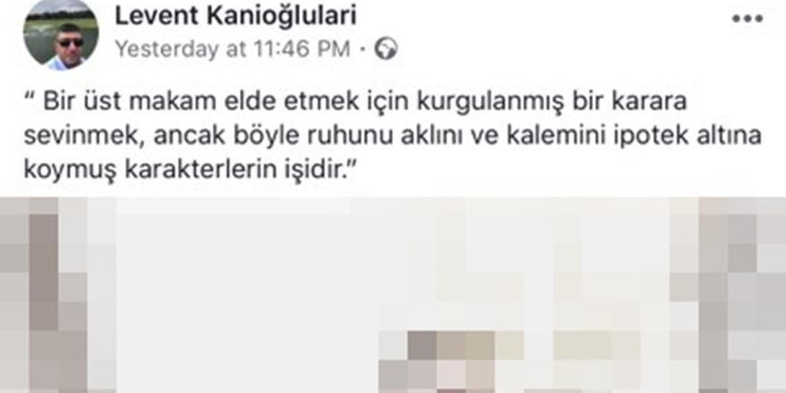 'BU BİR SUÇTUR'