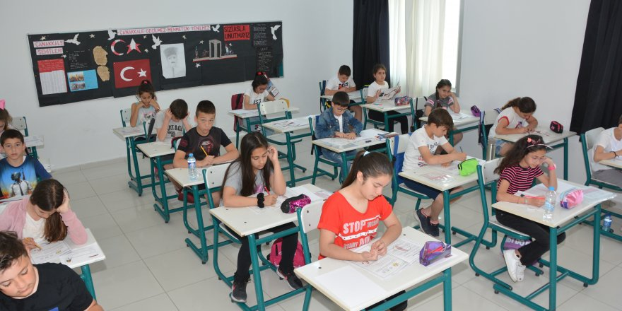 Yakın Doğu Koleji sınav sonuçları açıklandı