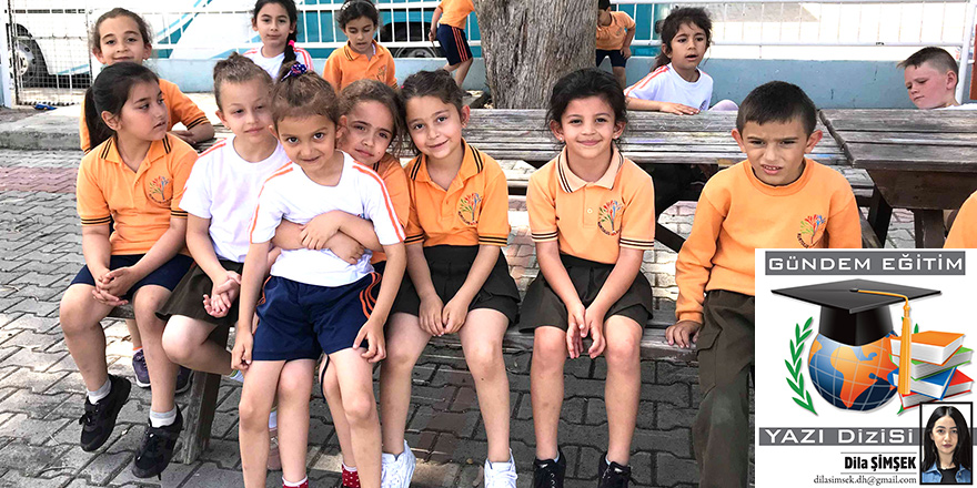 Kurtuluş İlkokulu  sevgiyle büyütüyor
