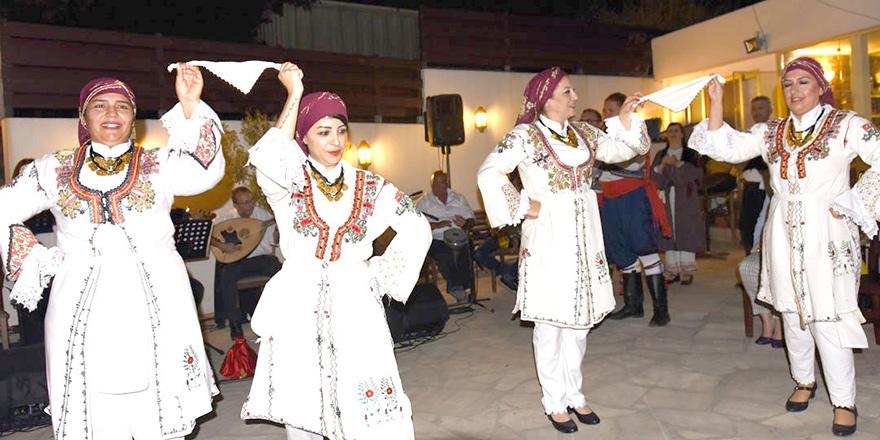 """TUFAD ve Vasilitzia'dan ortak etkinlik  """"Kıbrıslı gel ve dans et"""""""