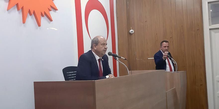 """UBP'den koalisyona """"oy birliği"""""""