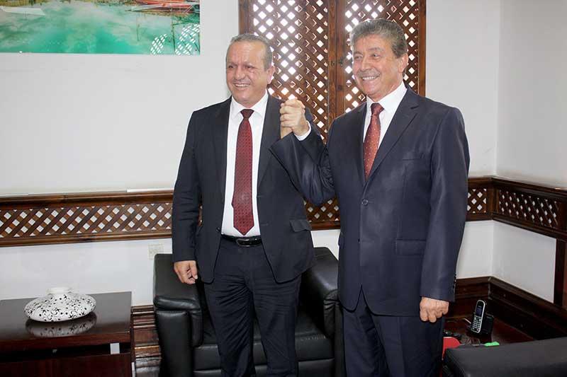 Ataoğlu: Turizm için katkıya hazırım