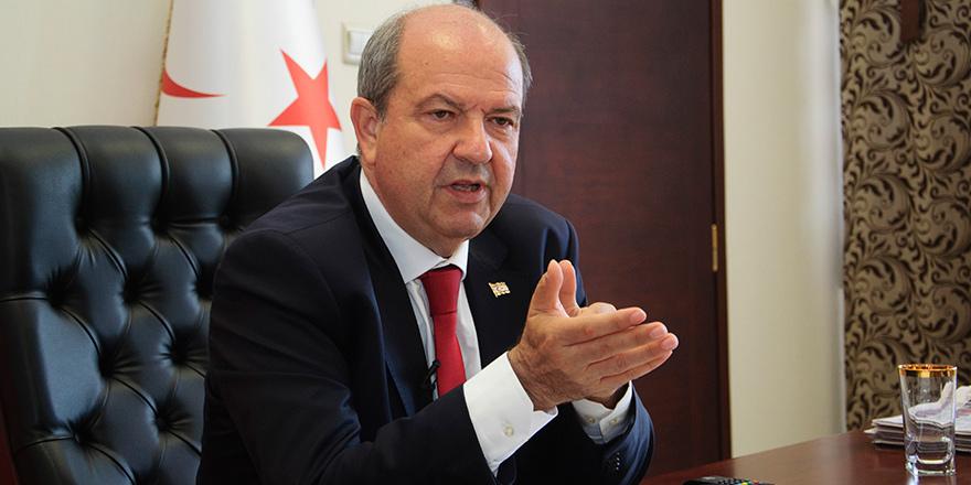 """'Hükümet, Türkiye'nin baskısıyla değil, Kıbrıs Türk Halkı'nın isteğiyle kuruldu"""""""
