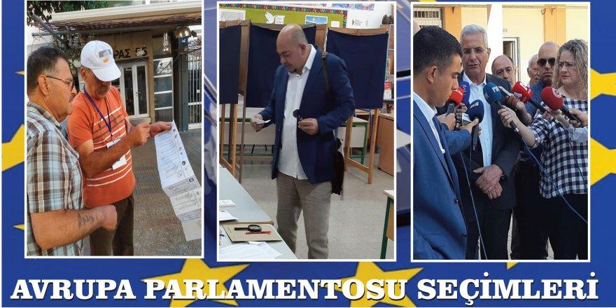 Avrupa Parlamentosu seçimi bugün