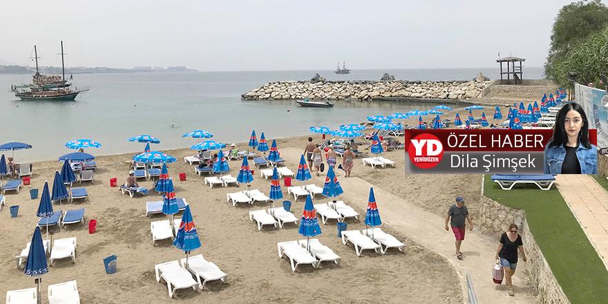 Her bütçeye göre plaj var