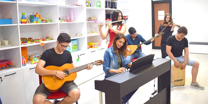 Final Üniversitesi müzik kursları başlıyor