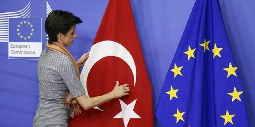 """""""AB Türkiye'ye ağır yaptırım hazırlığında"""""""