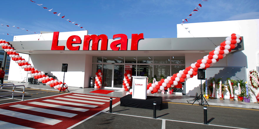 Lemar Boğaz'da tüketici ile buluştu