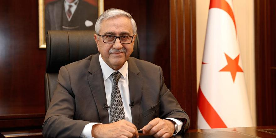 """""""Kıbrıs Türk halkını yok sayan her davranışın kendisi yok hükmündedir"""""""