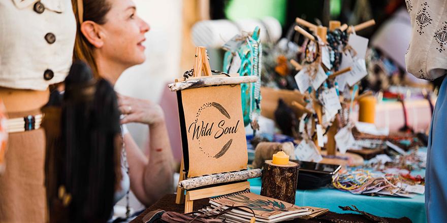 'Crafts and Vintage Bazaar' yapıldı.