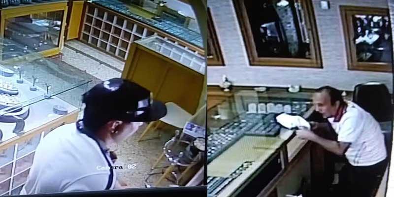 Kuyumcu soygununda gelişme: Bir kişi tutuklandı