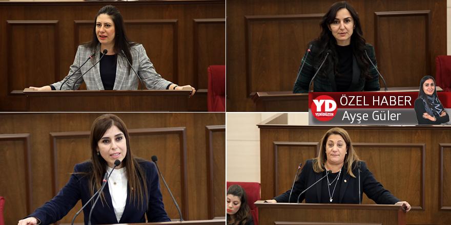 Kadının siyasetteki yeri(!)