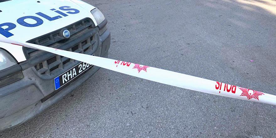Yeniboğaziçi'nde bir kişi ayağından vuruldu